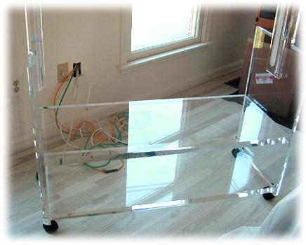 Other Works Within 2017 Acrylic Tv Stands (Image 19 of 20)