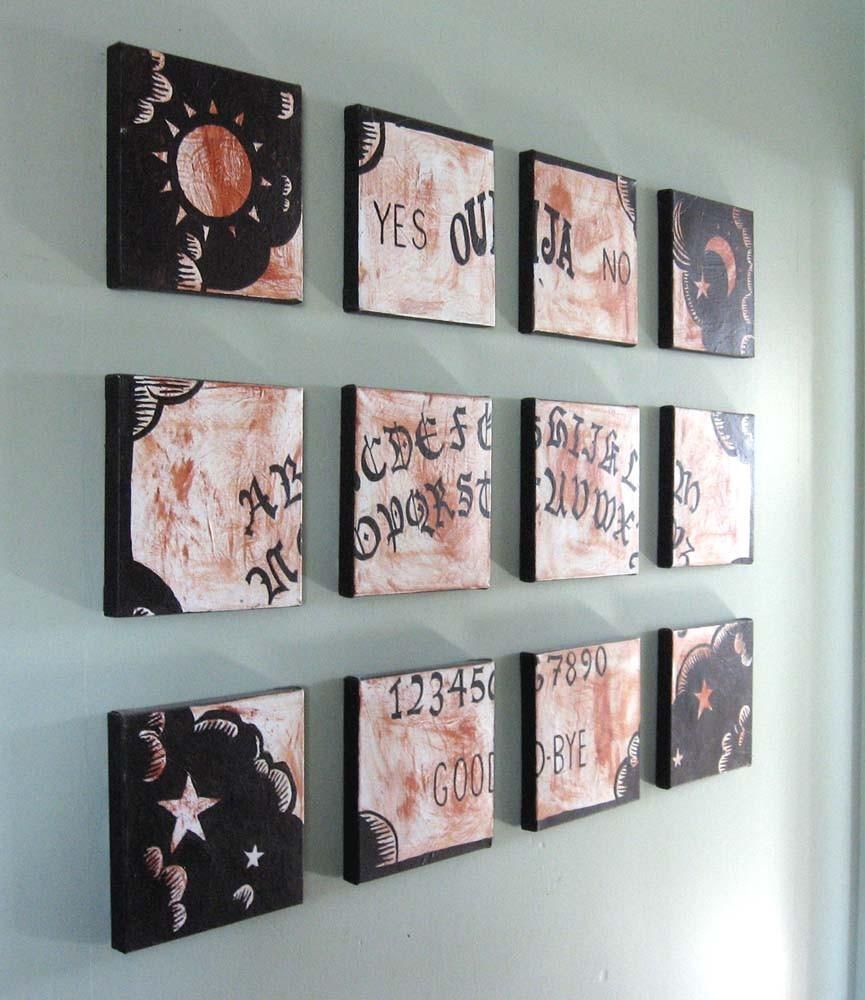 Featured Photo of Ouija Board Wall Art
