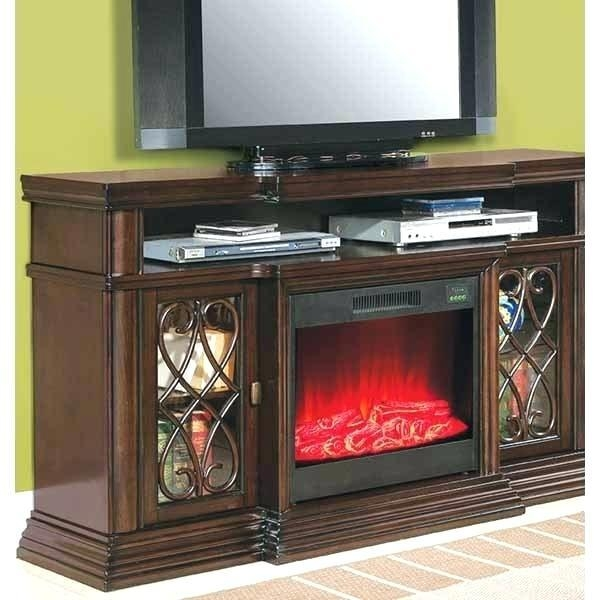 Our New Tv Stand And Fireplace Youtube Electric Stands Big Lots Inside Newest Big Lots Tv Stands (View 15 of 20)