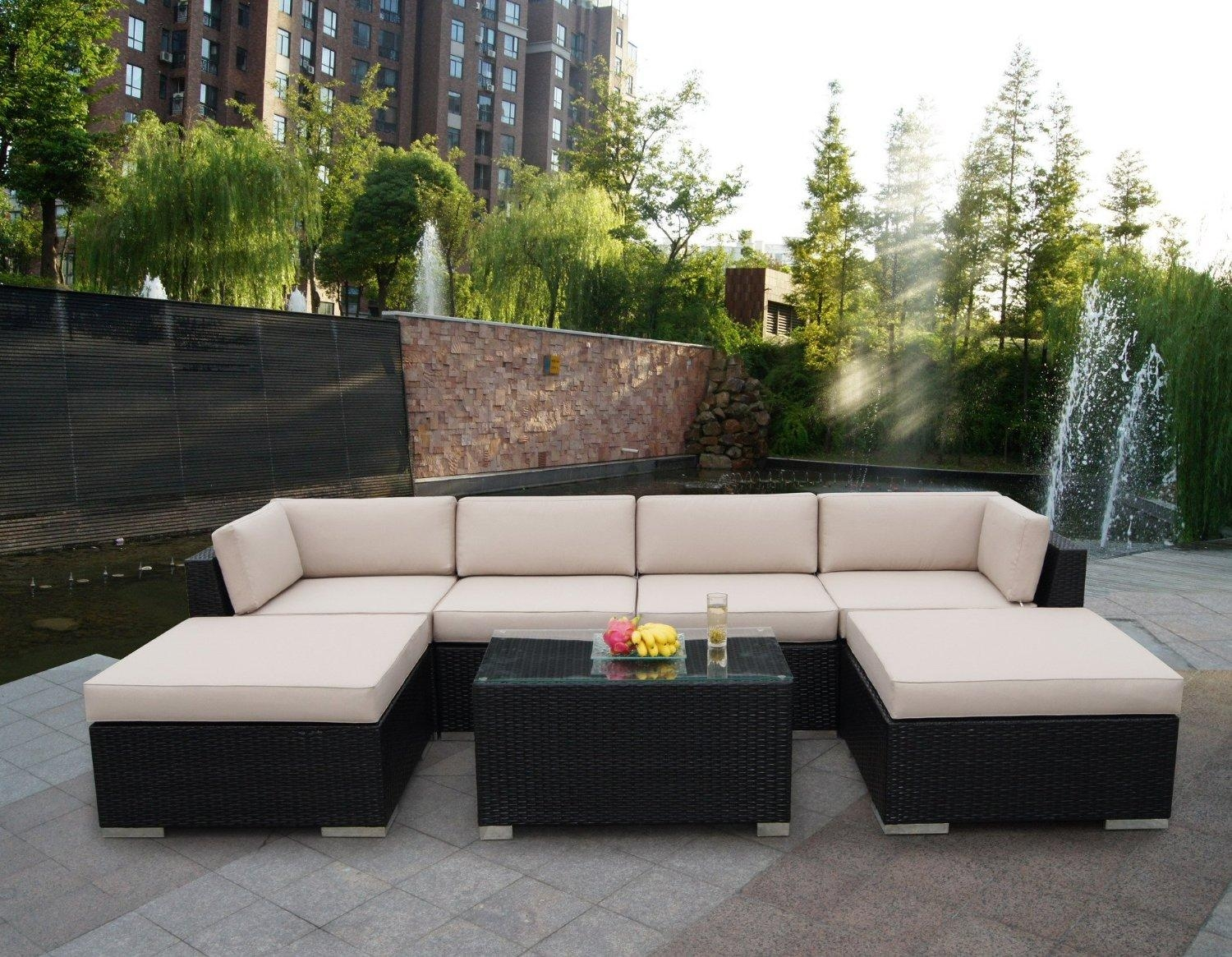 Outdoor Patio Seating Lhu1S4Z – Cnxconsortium | Outdoor Furniture Inside Cheap Patio Sofas (Image 7 of 22)