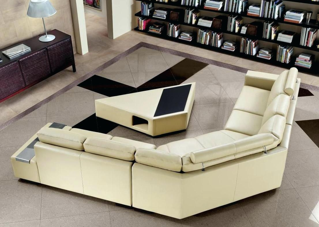 Outstanding Sectional Pit Sofa Black Sectional Sofas Beige For Pit Sofas (Image 11 of 20)