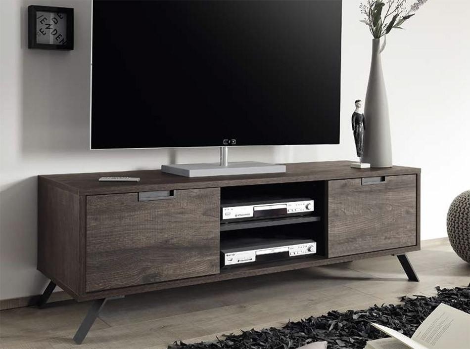 Palma Tv Stand Wengelc Mobili – Tv Stands – Living Room Within 2017 Wenge Tv Cabinets (Image 11 of 20)