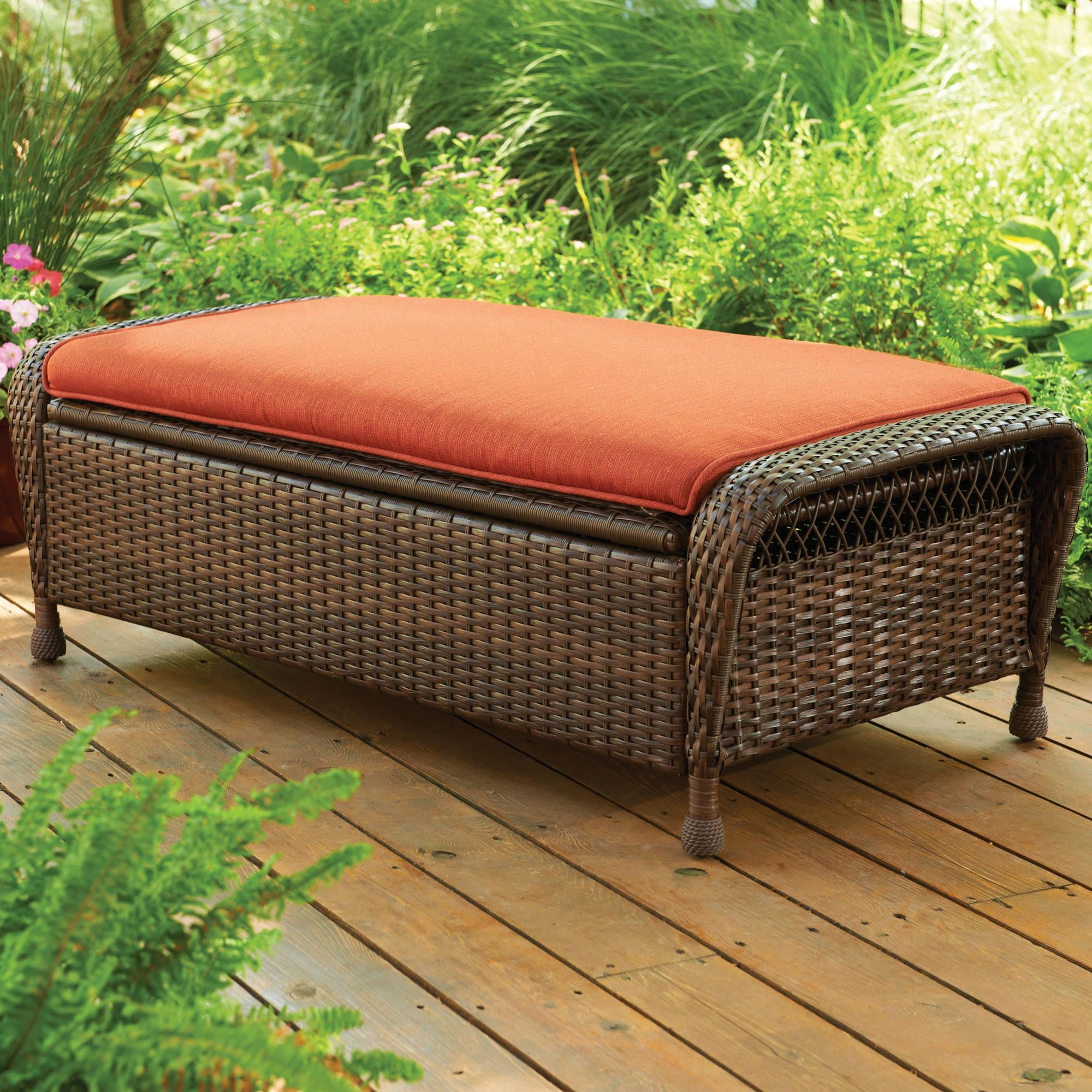 Patio Furniture – Walmart Pertaining To Cheap Patio Sofas (Image 8 of 22)