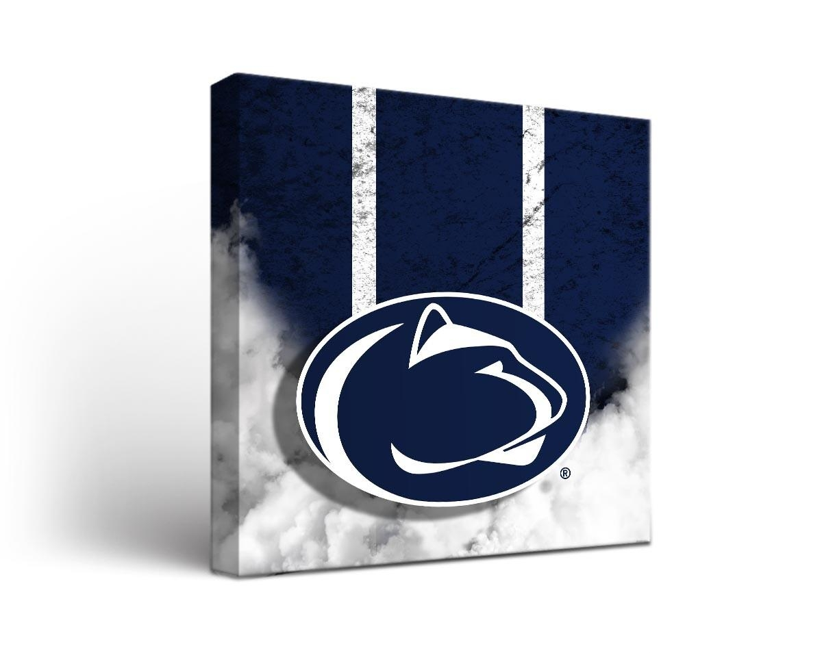 Penn State Vintage Canvas Wall Art | Morning Call Store Within Penn State Wall Art (Image 16 of 20)