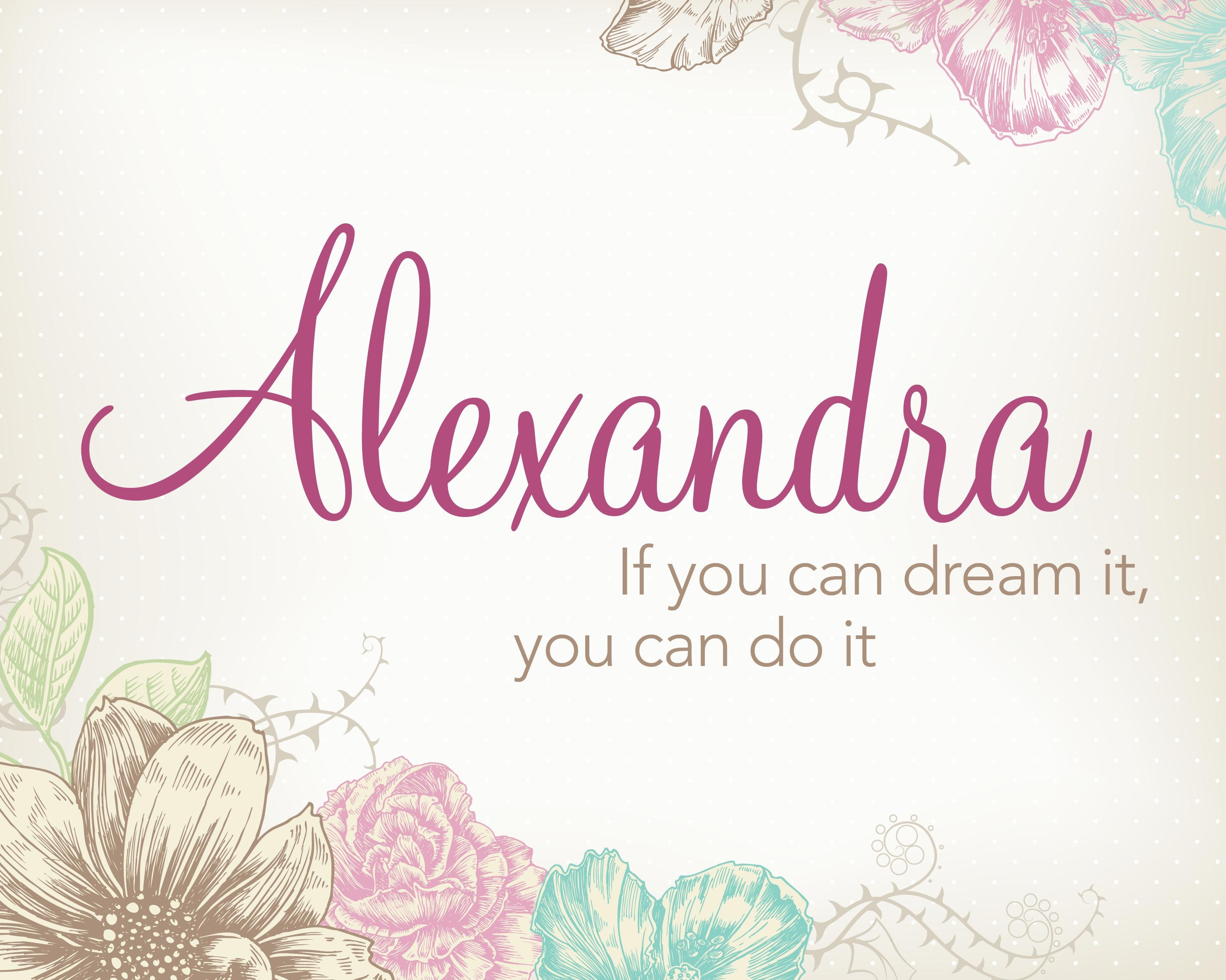 Personalized Inspiration Art Wall Hanging With Regard To Inspirational Wall Art For Girls (Image 15 of 20)