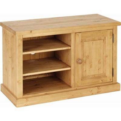 Pine Tv Unit | Pine Tv Stand | Pine Tv Cabinet | Furniture Plus With Most Popular Pine Tv Cabinets (Image 12 of 20)
