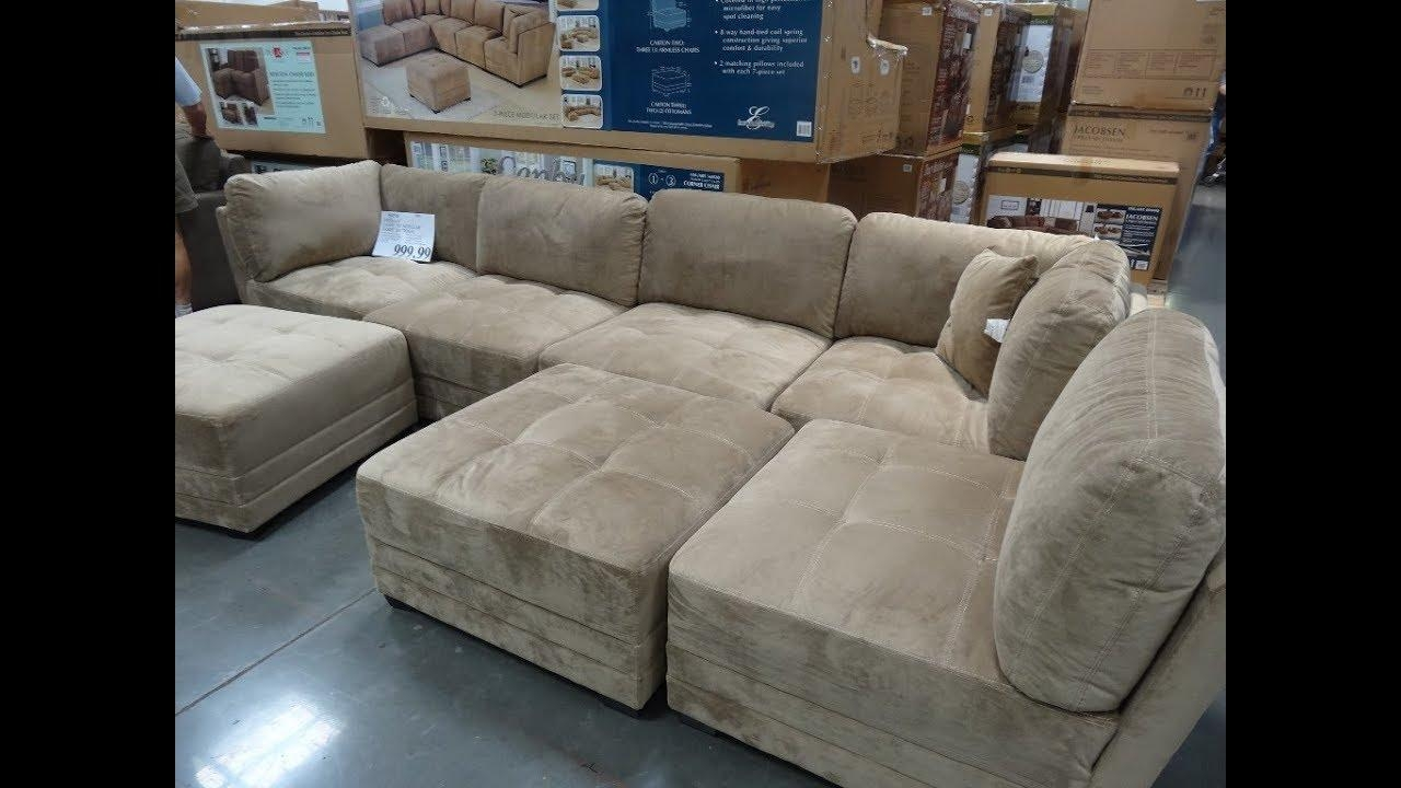 Pit Sectional Sofa – Youtube Pertaining To Pit Sofas (View 9 of 20)