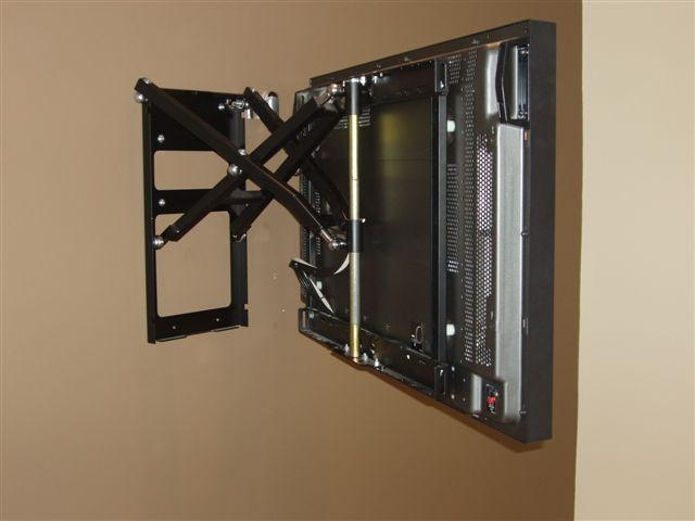 Plasma Tv Mounts In Newest Plasma Tv Holders (Image 17 of 20)