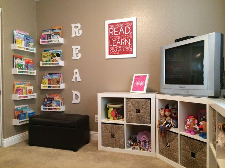 Playroom | Kids Playroom | Pinterest | Playrooms, Room And Plays with regard to Best and Newest Playroom Tv Stands