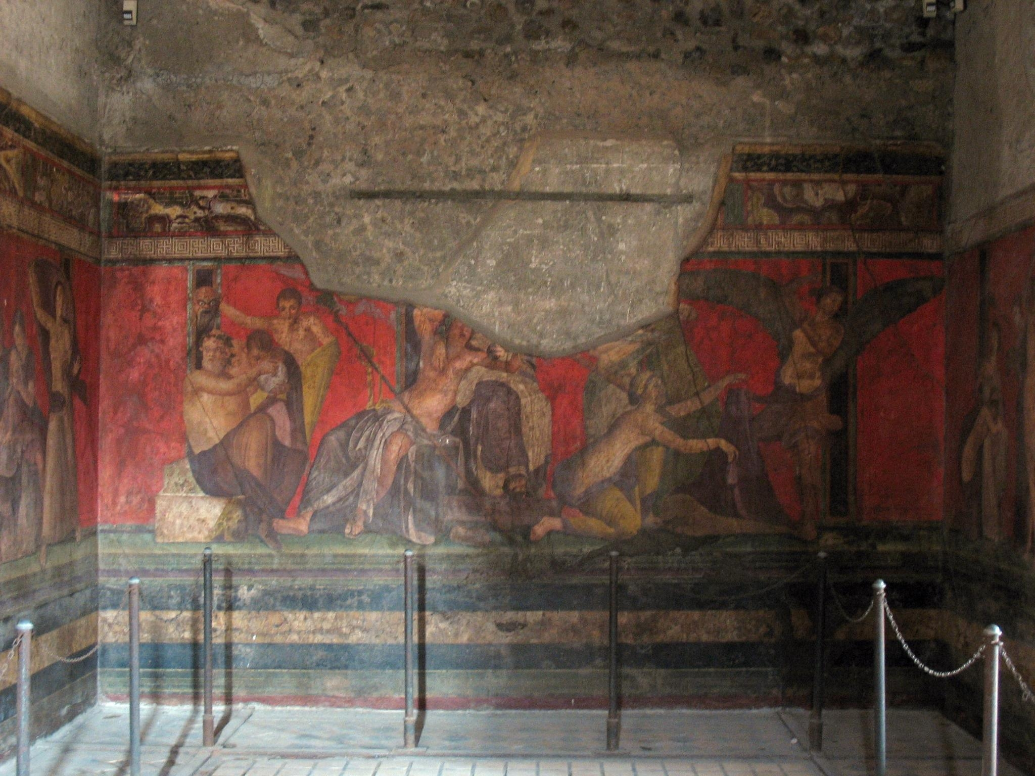 Pompeii & Herculaneum: Rediscovering Roman Art & Culture With Regard To Italian Cities Wall Art (View 12 of 20)