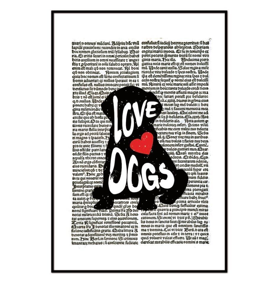 Popular Italian Art Store Buy Cheap Italian Art Store Lots From In Italian Greyhound Wall Art (Image 20 of 20)