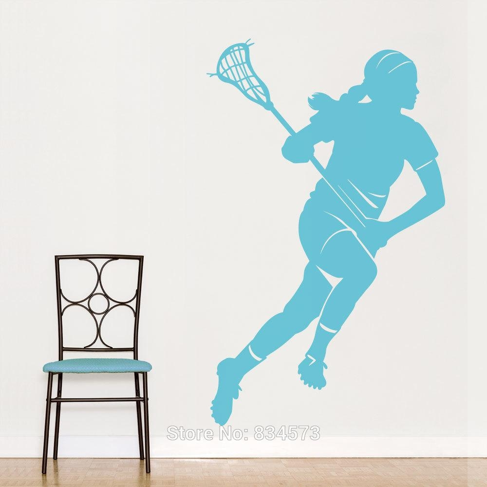 Popular Lacrosse Art Buy Cheap Lacrosse Art Lots From China With Regard To Lacrosse Wall Art (View 6 of 20)