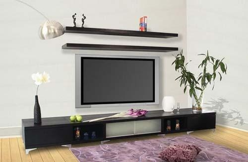 Popular Types Of Modern Tv Stands | Elliott Spour House With Newest Modern Tv Stands For Flat Screens (Image 15 of 20)