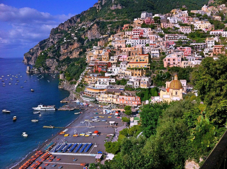 Positano Photography Travel Photography – Beach Photography With Italian Coast Wall Art (Image 18 of 20)