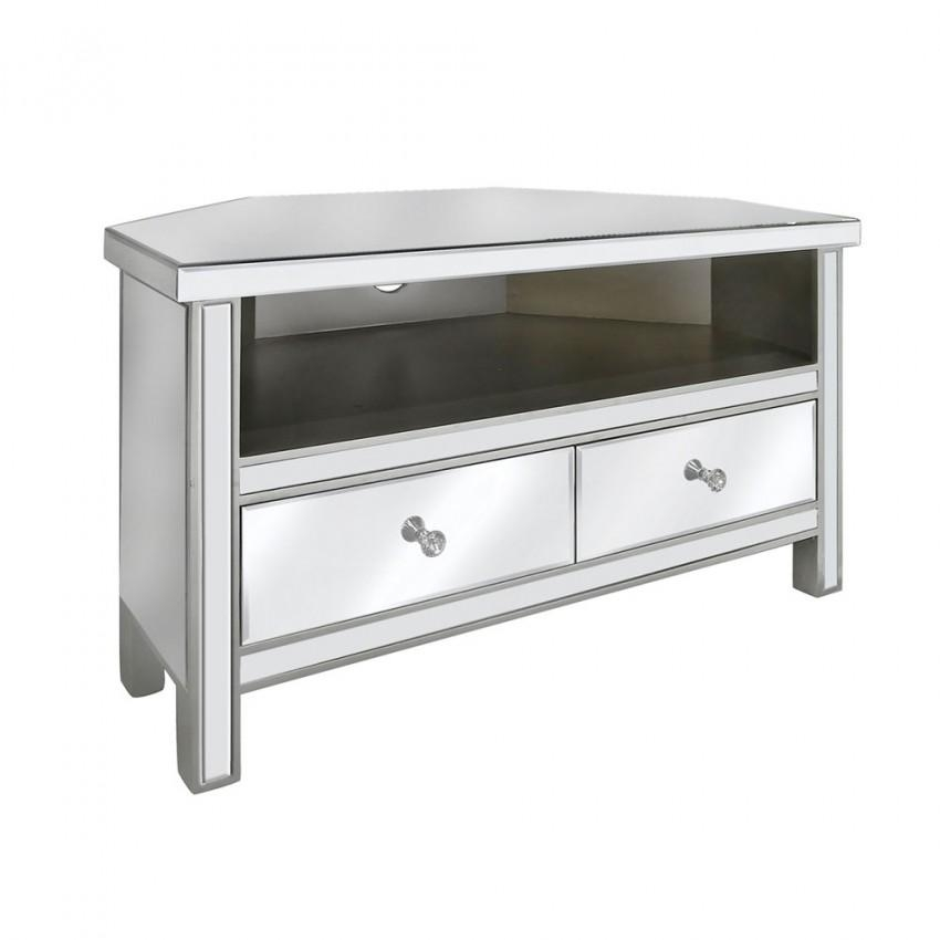 Premium Mirror Tv Units Intended For Current Mirrored Tv Cabinets (Image 17 of 20)