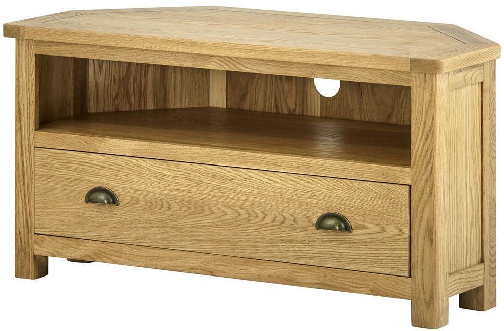 Provence Oak Corner Tv Cabinet | Oldrids & Downtown – Oldrids & Co Ltd Within Current Oak Corner Tv Cabinets (View 19 of 20)