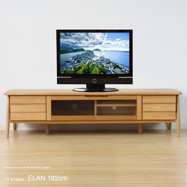Prs | Rakuten Global Market: Solid Tv Stand Solid Wood Tv Board Throughout Most Up To Date Wide Tv Cabinets (Image 15 of 20)