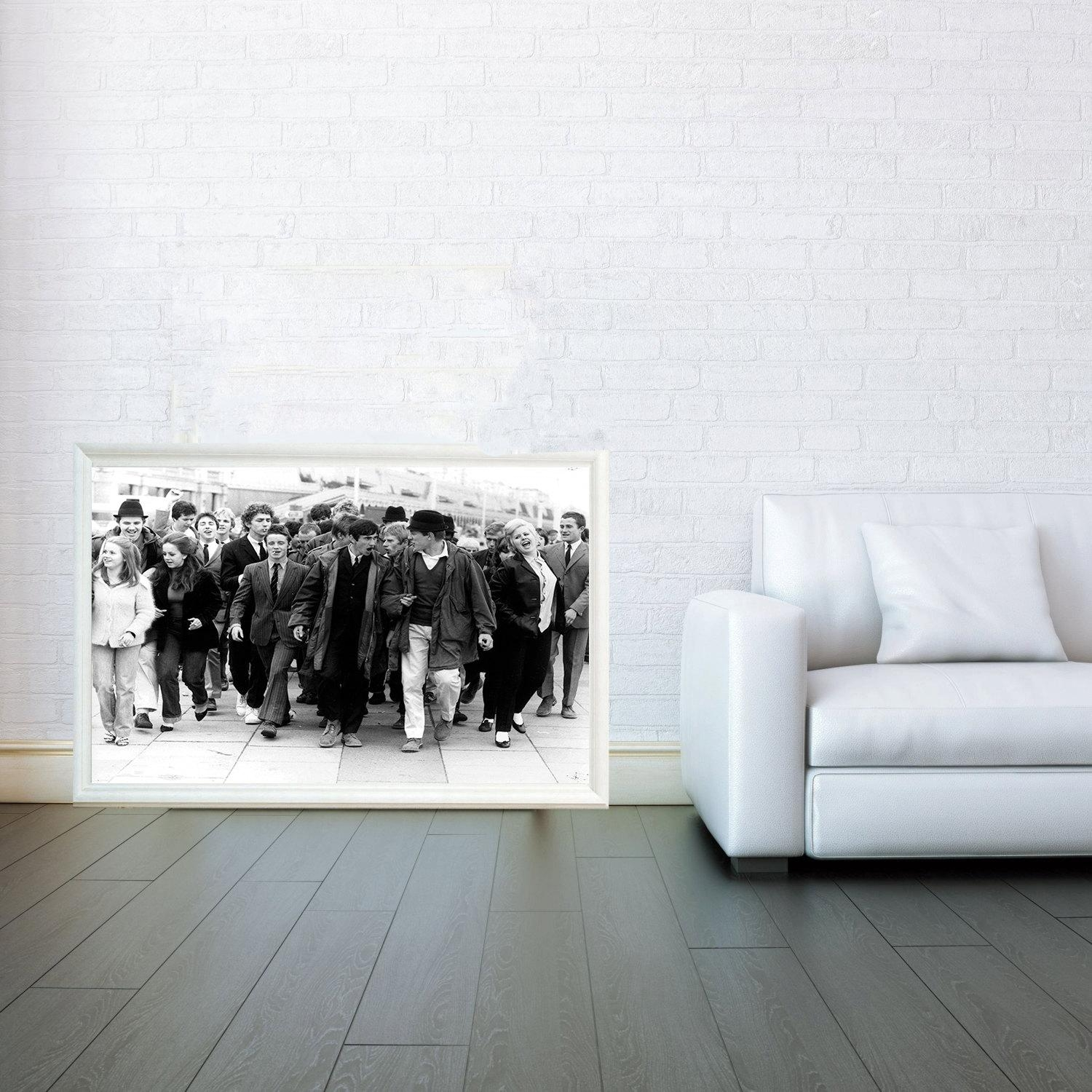 Quadrophenia The Who Decorative Arts Prints & Posters Wall Art for Quadrophenia Wall Art
