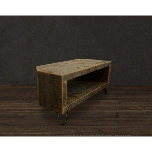 Reclaimed Wood Corner Tv Stand | Pallet & Reclaimed Wood Inside Recent Corner Wooden Tv Cabinets (View 7 of 20)
