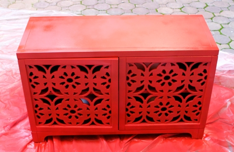 Red Tv Stand With Regard To Most Current Red Tv Cabinets (View 15 of 20)