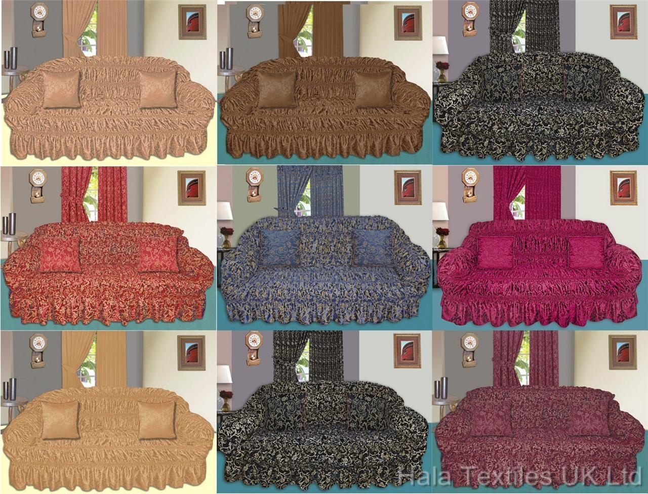 Remarkable 2 Seater Sofa Covers Uk In Inspiration To Remodel Home Intended For Sofa Settee Covers (View 21 of 22)