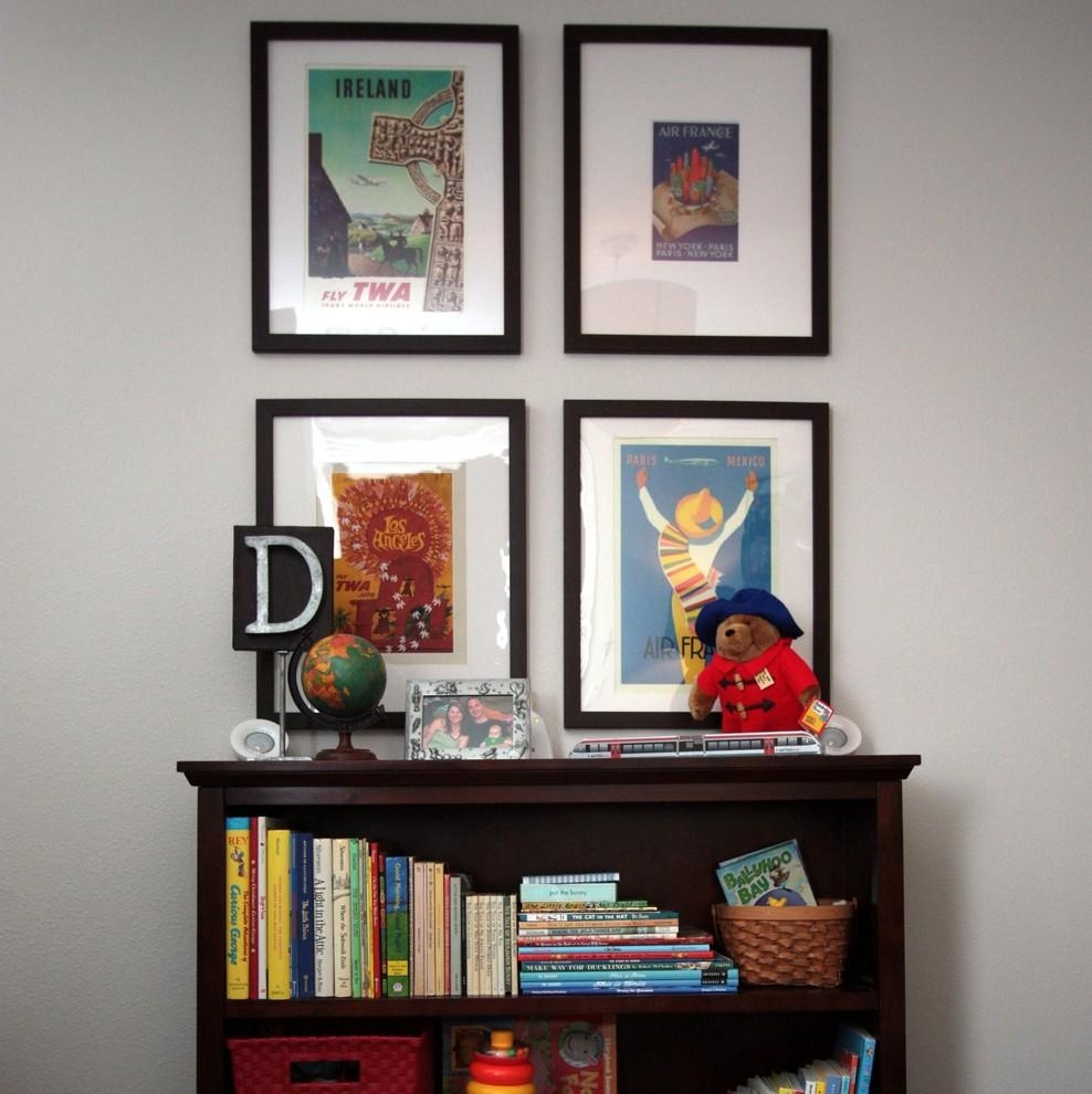 Remarkable Cheap Framed Art Decorating Ideas Images In Kids Pertaining To Affordable Framed Wall Art (View 5 of 20)
