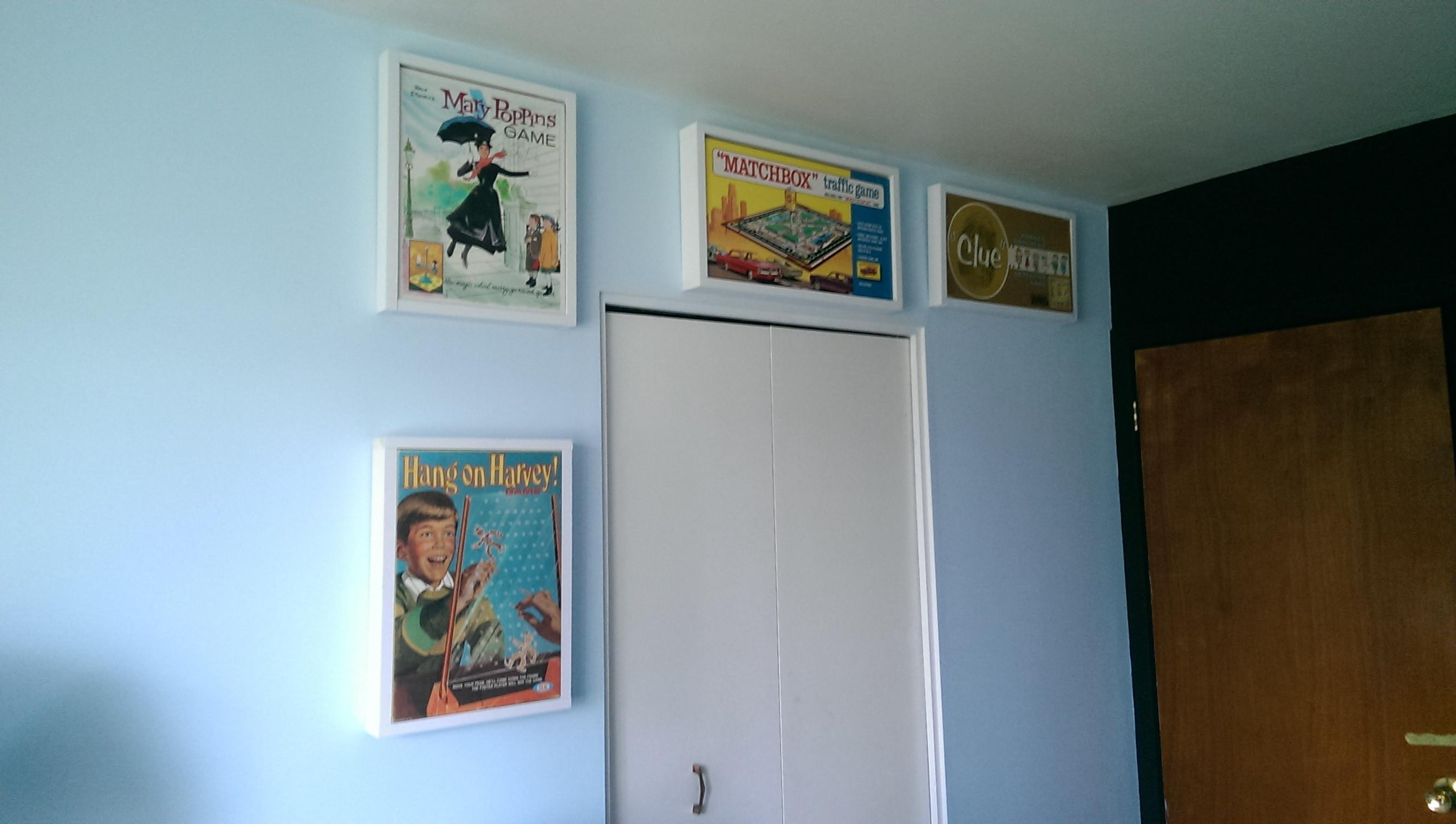 Retro Board Game Wall Art – Album On Imgur In Board Game Wall Art (View 6 of 20)