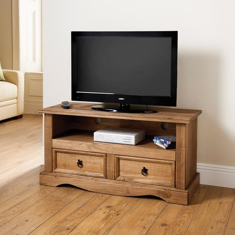 Rio 2 Drawer Media Unit | Tv Unit, Television Cabinet Within Most Recently Released Tv Drawer Units (View 18 of 20)