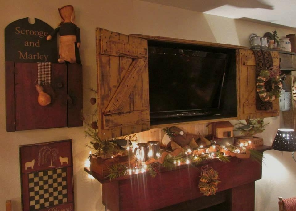 Riveting Rustic Tv Stand In Items Similar To Chester Rustic Wood With Most Up To Date Rustic Tv Cabinets (Image 10 of 20)