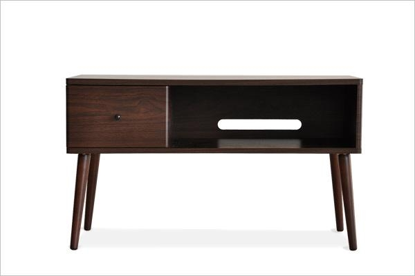 Rocca Clann | Rakuten Global Market: Make Dark Brown (Storage Av Throughout Most Up To Date Dark Wood Tv Stands (Image 15 of 20)