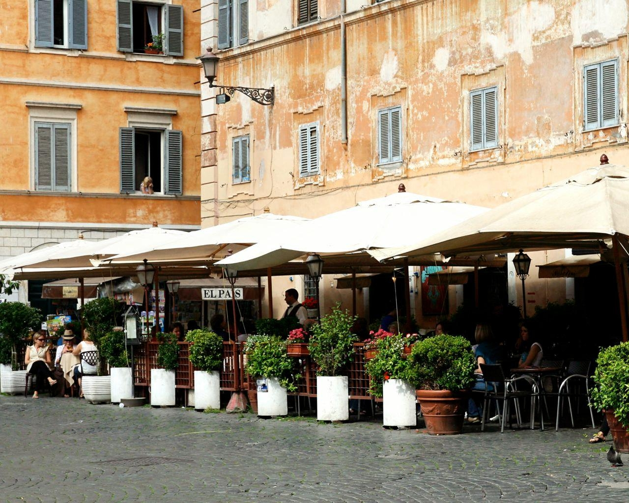 Rome Photography Italian Cafe Print Italy Photograph With Italian Cafe Wall Art (Image 13 of 20)
