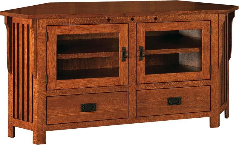 Royal Mission Wide Corner Tv Stand With Latest Corner Tv Stands For 60 Inch Tv (Image 14 of 20)