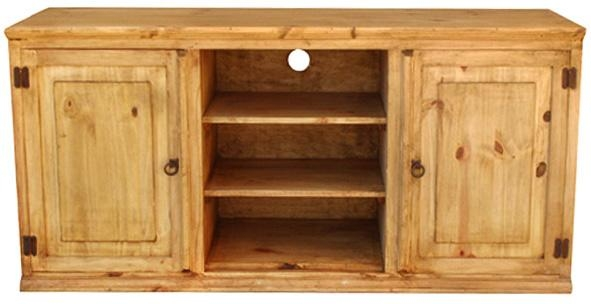 Rustic Furniture – Roma Mexican Rustic Pine Tv Stand Inside Most Recently Released Rustic Pine Tv Cabinets (View 3 of 20)