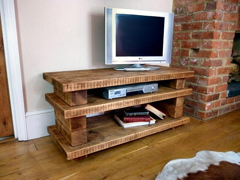 Rustic Pine Tv Stand | Ben Simpson Furniture Regarding Best And Newest Rustic Pine Tv Cabinets (Image 16 of 20)