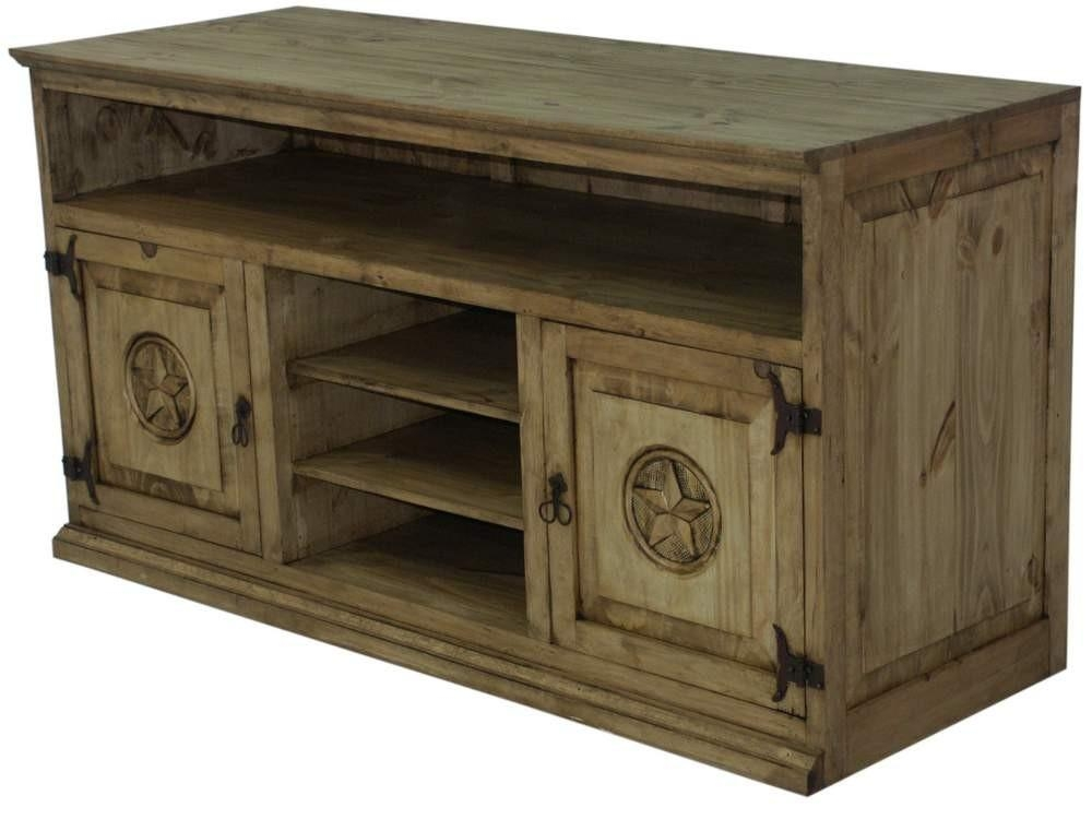 Rustic Tv Stand | Mexican Rustic Furniture And Home Decor Accessories Inside Latest Rustic Tv Stands (View 16 of 20)