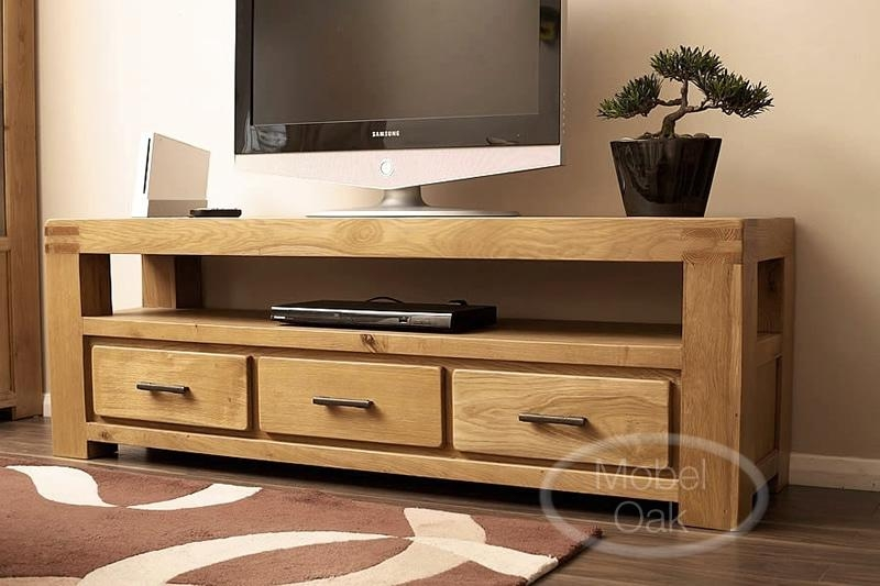 Rustic Tv Stands For Flat Screens — Wedgelog Design Inside Most Up To Date Rustic Tv Stands (View 19 of 20)