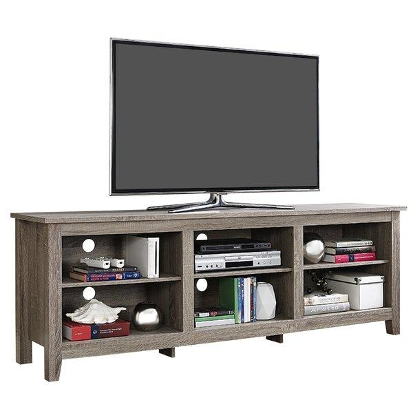 Rustic Tv Stands You'll Love | Wayfair With Regard To Most Popular Comet Tv Stands (View 4 of 20)
