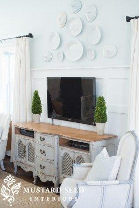 Rustic White Tv Stand – Foter Within Most Up To Date White Rustic Tv Stands (Image 15 of 20)