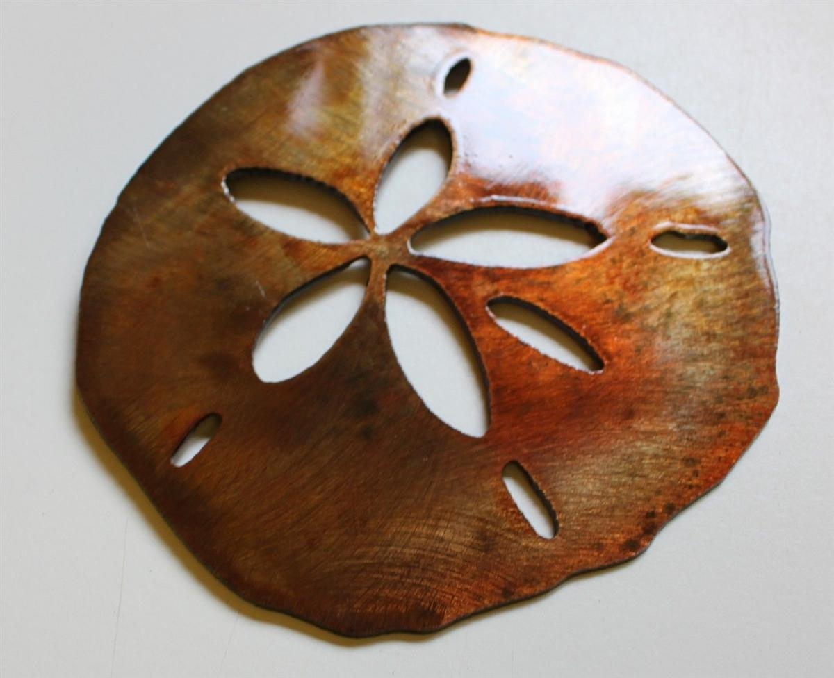 Sand2 5 For Sand Dollar Wall Art (Image 15 of 20)