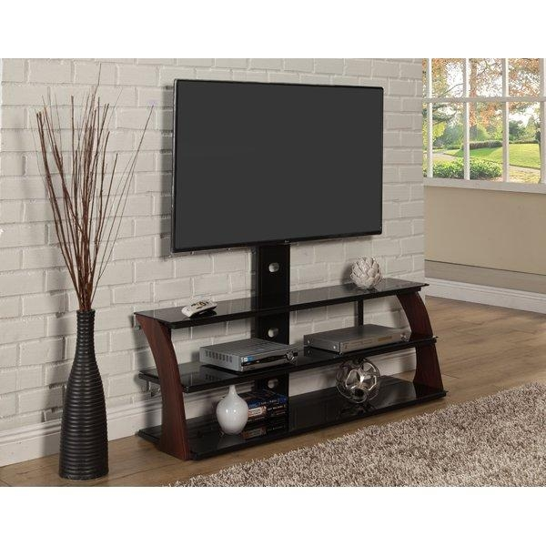 "Sandberg Furniture Abigail 59"" Tv Stand & Reviews 