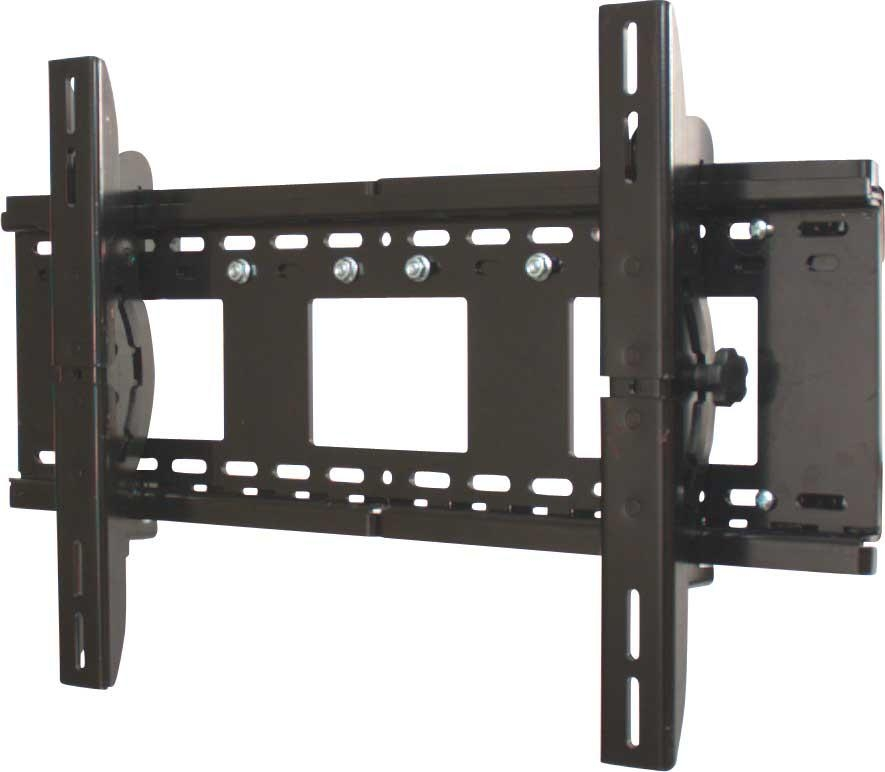 """Sanus Vmpl3 Expandable Tilt Wall Mount For Flat Panel Tvs 27"""" 110 With Regard To 2017 Tilted Wall Mount For Tv (View 15 of 20)"""