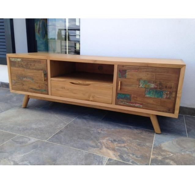 Scandinavian Tv Stand Solid Wood Inside Most Recently Released Scandinavian Tv Stands (Image 12 of 20)