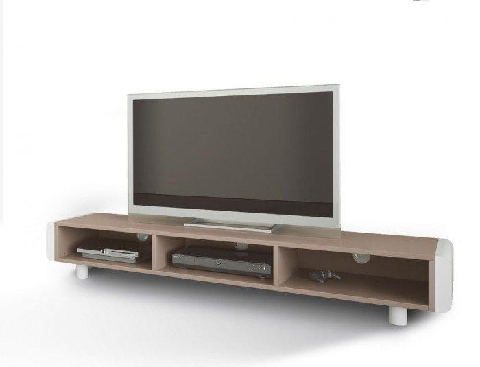 Schnepel Elf Line, Elf L170 Open Low Profile Tv Cabinet With Most Up To Date Low Tv Units (Image 16 of 20)