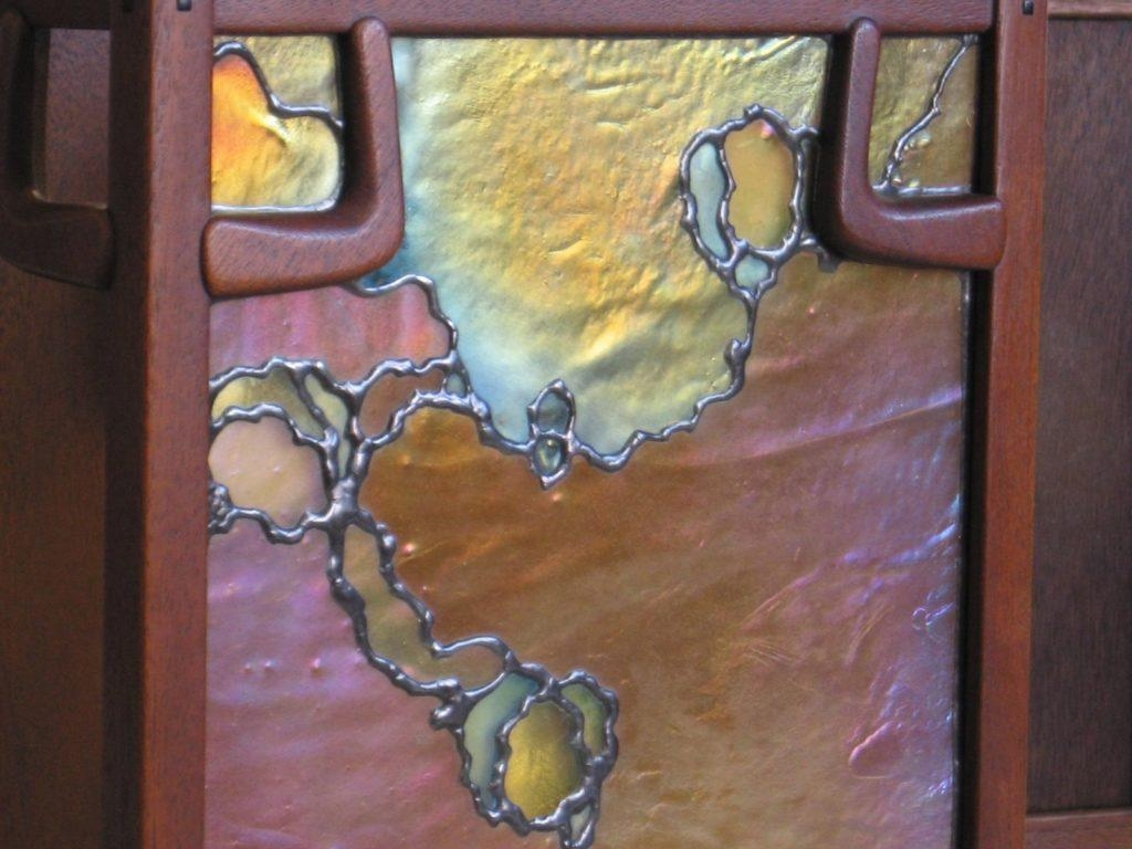 Sconces Art Deco Wall Light Cut Glass Wall Sconce Is A Clear Glass For Italian Glass Wall Art (View 19 of 20)