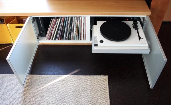 Search Results Turntable : Chezerbey Intended For 2018 Turntable Tv Stands (Image 11 of 20)
