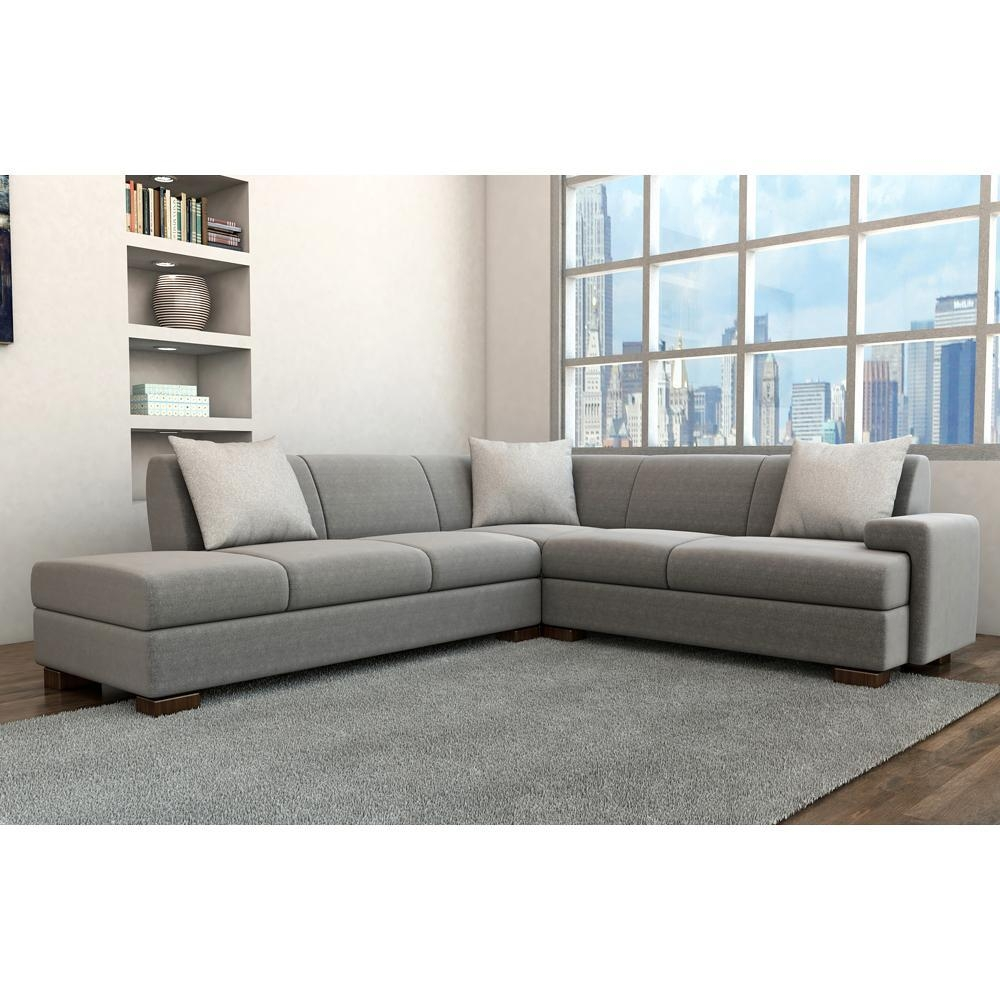 Set Up Contemporary Sofa Sectionals — Contemporary Furniture Throughout Modern Sofas Sectionals (View 10 of 21)