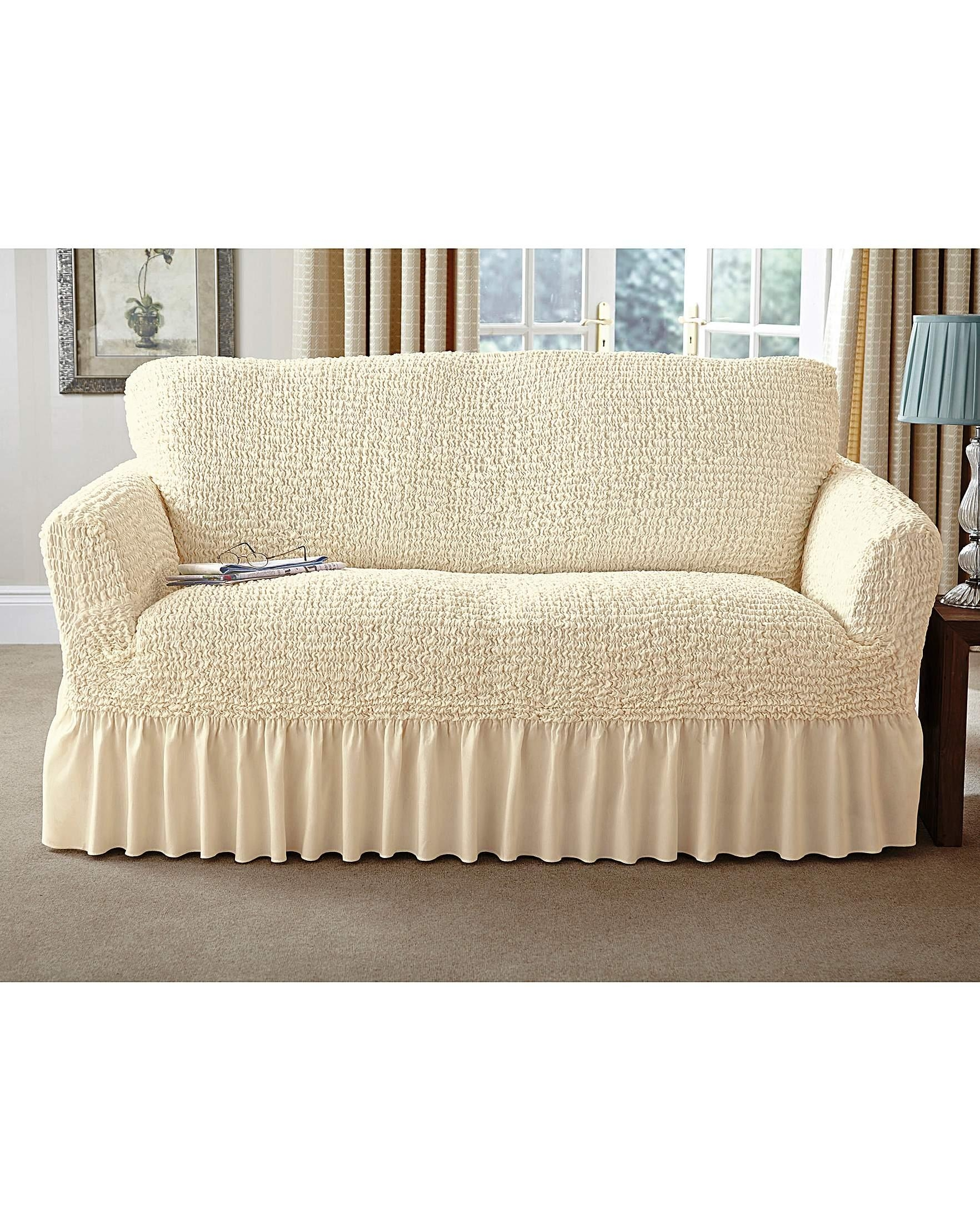 Settee Covers | Loose Sofa Covers | Replacement Sofa Covers | Arm With Regard To Sofa Settee Covers (View 5 of 22)