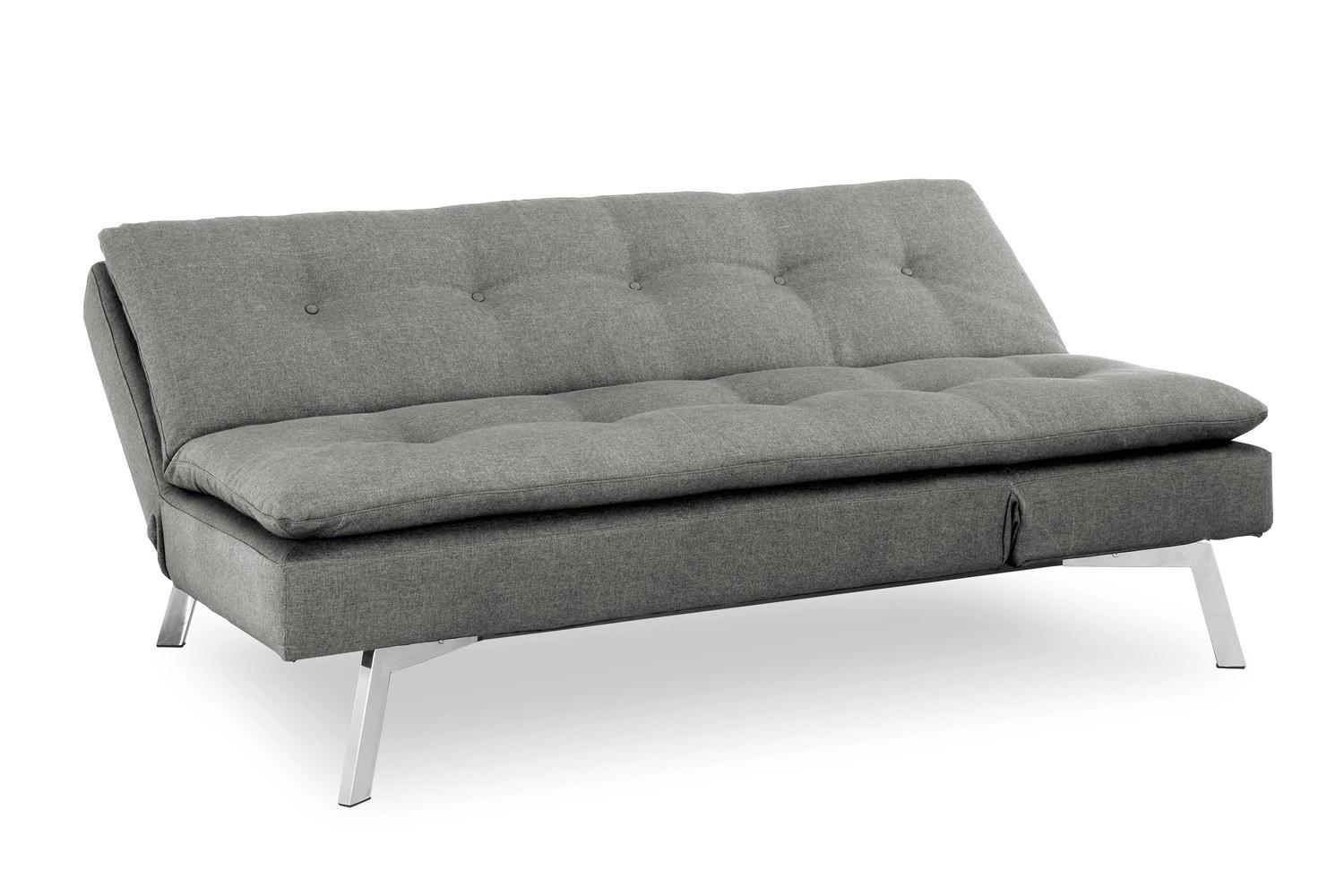 Shelby Sofa Sleeper | Shelby Futon | The Futon Shop With Regard To Cushion Sofa Beds (Image 13 of 23)