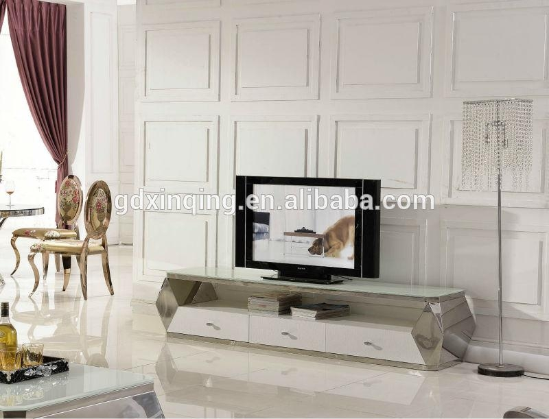 Simple,stylish,personalized Design Glass Tv Stand E371 – Buy Inside Most Recently Released Luxury Tv Stands (Image 16 of 20)