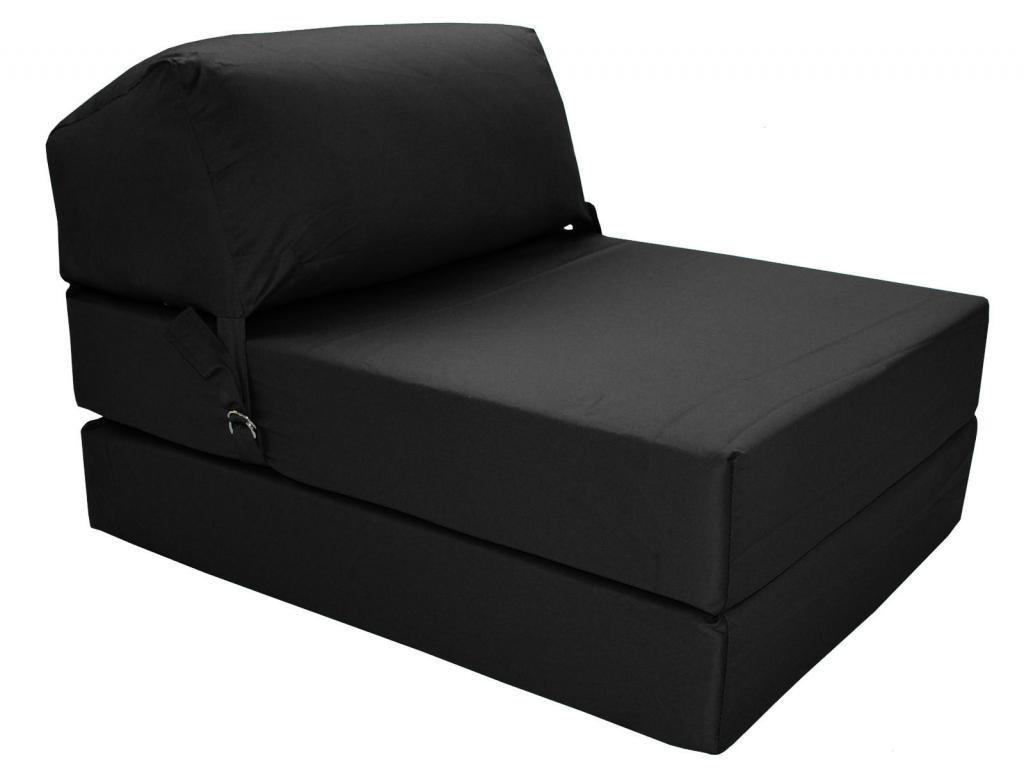 Single Seat Futon Sofa Bed | Centerfieldbar Pertaining To Single Chair Sofa Beds (Image 15 of 22)